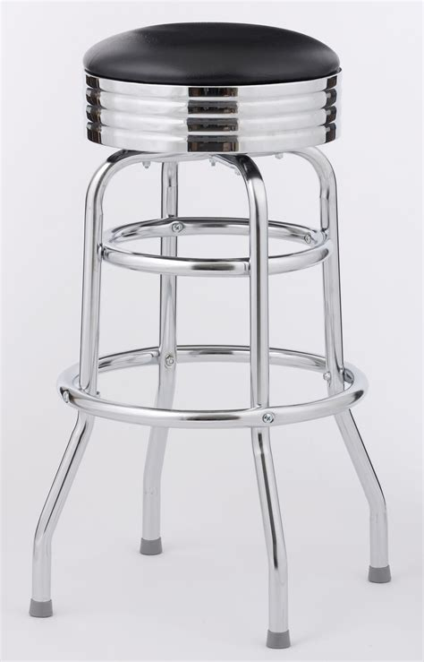 K D Furniture Bar Stools by Classic Diner Bar Stool 4 Kd Roy 7710 74 48