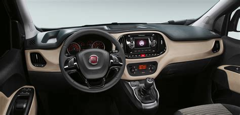Interior Images by Car Picker Fiat Doblo Interior Images