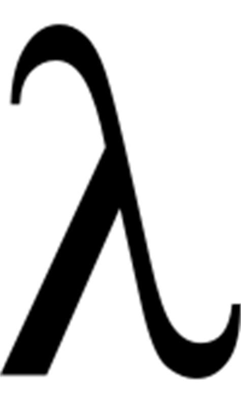 what is lambda in physics lambda letter the full wiki