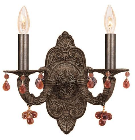 iron wall sconce wrought iron wall sconces fixtures single wrought iron wall lights for classic look to your house