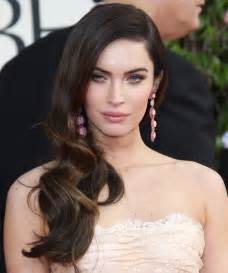 megan hair style megan fox hairstyles for 2017 celebrity hairstyles by