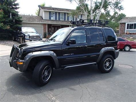 2003 Jeep Liberty Freedom Edition Specs Find Used 2003 Jeep Liberty Freedom Edition 3 7l 4x4 W 2 5