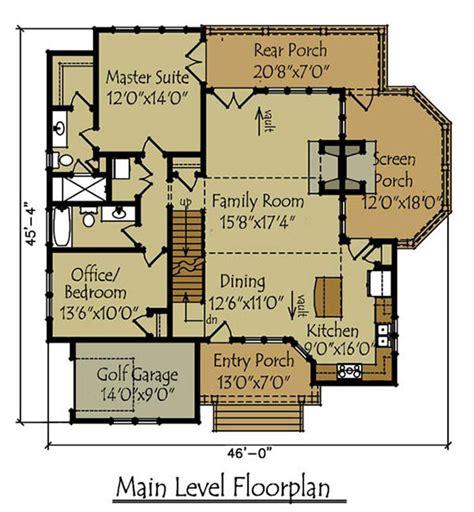 cottage open floor plan 2 story 5 bedroom rustic lake cottage house plan
