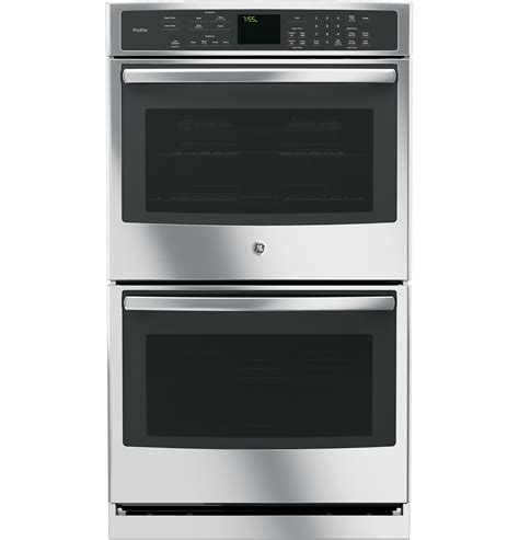 Wall Oven ge profile series 30 quot built in wall oven with convection pt7550sfss ge appliances