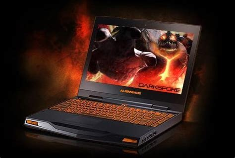 Laptop Dell Alienware M11x alienware m11x laptop 2011 3rd specs upgrades and prices product reviews net