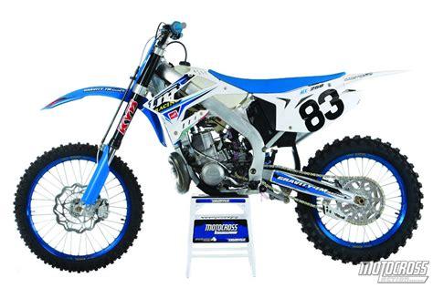 tm motocross motocross action magazine mxa s 2015 tm 250mx motocross