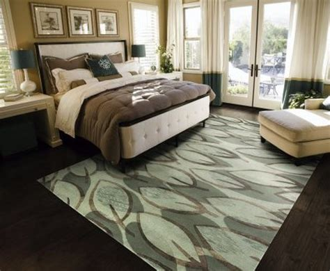 how big should a bedroom rug be large area rugs