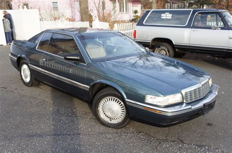 1992 cadillac eldorado touring coupe 1992 cadillac eldorado touring coupe for sale low