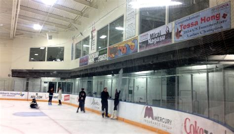 Toyota Rink Pacific Coast Sectionals Part I