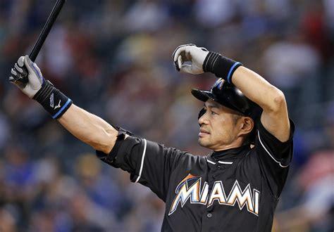 Ichiro Suzuki Hits Ichiro Suzuki Still A Big Hit In Japan As He Closes In On