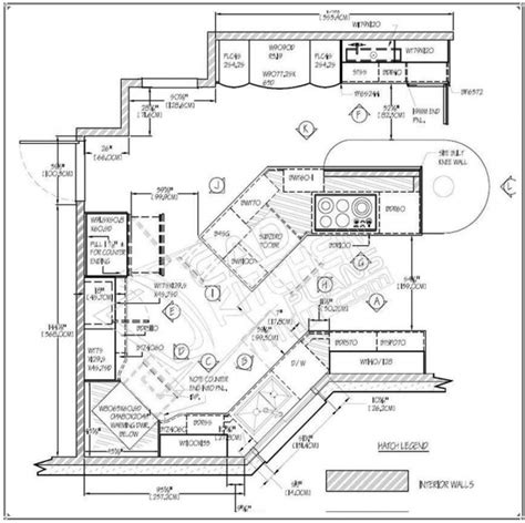 how to draw a floor plan in autocad sle residential building autocad 2d plan house floor