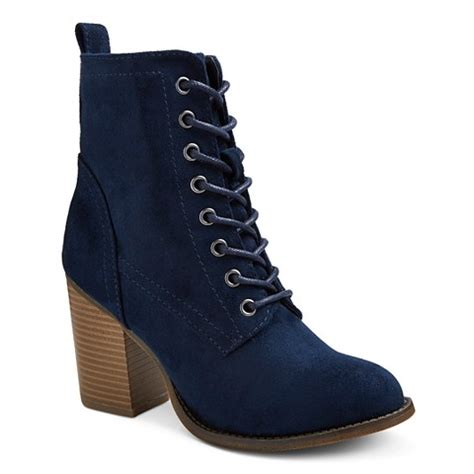 target womans boots s mossimo supply co yolanda heeled lace up target