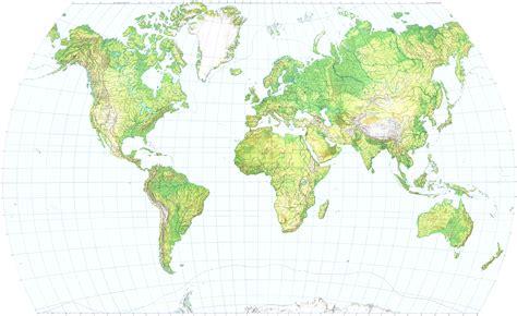 world map image empty worldmap world map without names