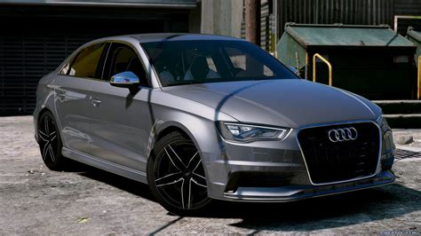 Audi A3 For by Audi A3 Sedan 2 0t 2015 1 0 For Gta 5