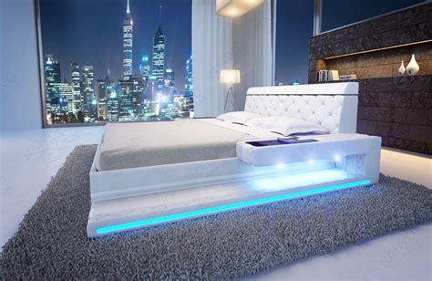design beleuchtung designer bett imperial mit led beleuchtung nativo m 246 bel