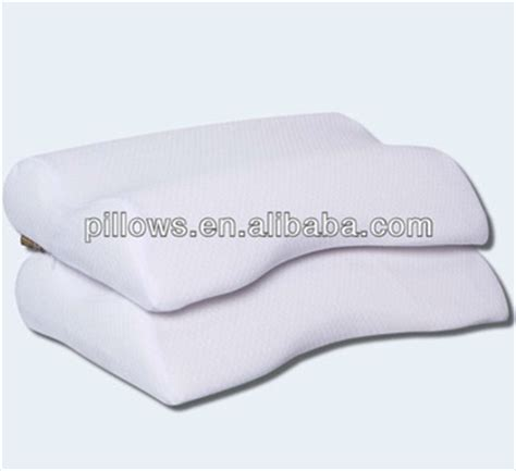 Best Pillow To Prevent Snoring by Pillow Prevent Snoring Visco Memory Foam For