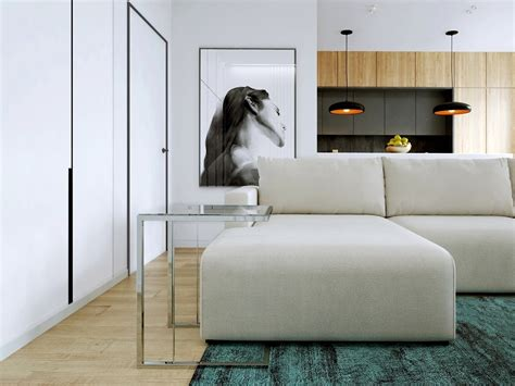 furniture for 1 bedroom apartment modern apartment decor with minimalist and natural neutral