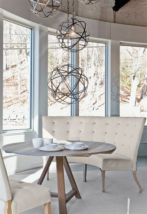 round dining table with banquette round dining room tables and curves sofa dining room