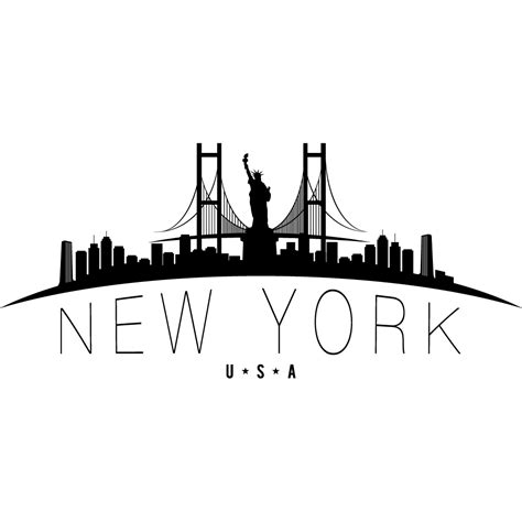 new york wall sticker stickers new york pas cher