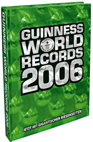 libro guinness world records 2006 isbn 9783896810090 quot guinness world records 2006 quot neu gebraucht kaufen