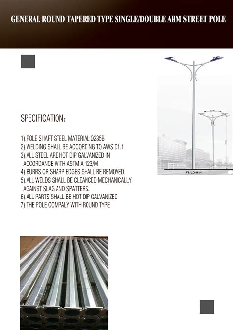 outdoor l post parts high quality galvanized outdoor l post parts buy