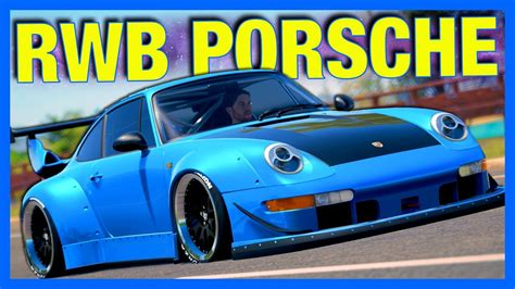 widebody cars forza horizon 3 forza horizon 3 widebody rwb porsche 911 gt2