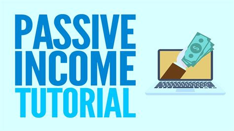 how to make money earning passive income with your spare time from home books passive income ideas how to make money using