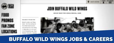 Buffalo Wings Application Process Buffalo Wings Careers 2018 Requirements