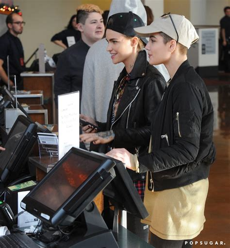 format date ruby ruby rose and halsey movie date popsugar celebrity photo 3
