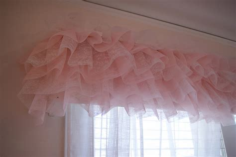 cute ls for bedroom tutu curtain valance so cute girls bedroom pinpoint