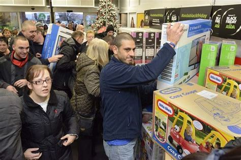 haircut deals birmingham asda extends black friday sales frenzy into saturday