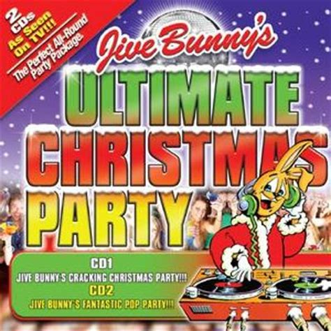 jive bunny s ultimate christmas party various artists