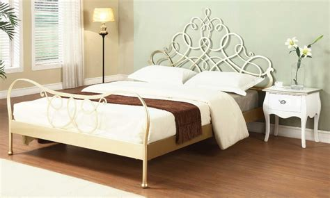 modern metal headboards for queen beds home improvement