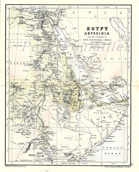 Sho Emeron george ripley and abyssinia 1877