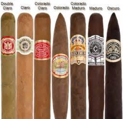 the colors of cuban cigars cuban cigars
