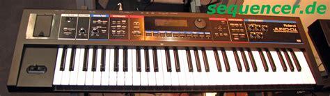 Second Keyboard Roland Juno Di roland juno di juno stage digital synthesizer