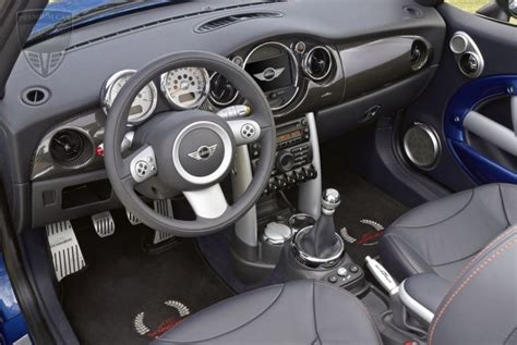Mini Cooper R53 Interior by Mini R53 Mini Cooper S R52 Cabrio Prior Design Tuning