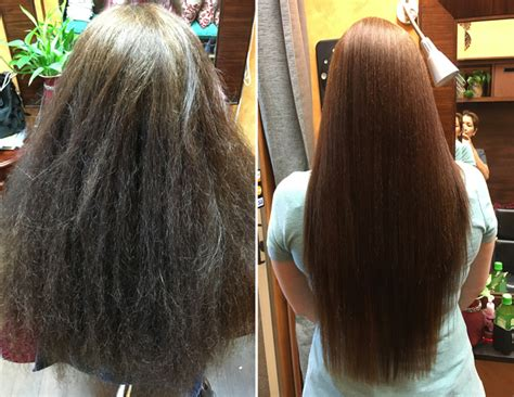 japanese permanent hair straightening and perming home how to treat chemically straightened hair