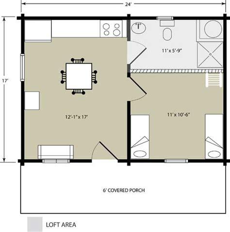 12 x 20 cabin floor plans log cabin package 17 x 24 bear creek log cabin package