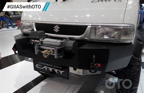 Shockbreaker Mobil Futura Suzuki Carry Futura Hadir Dalam Bentuk Di Giias 2016