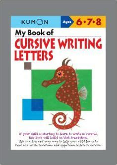 my book of uppercase letters kumon workbooks 1000 images about teaching cursive writing on