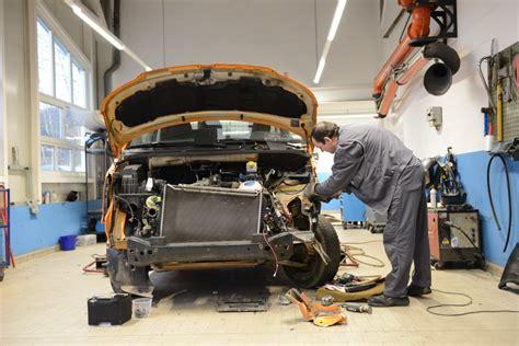 werkstatt unfall unfallreparatur autohaus rudolph