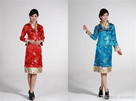new year clothes color shanghai story sale traditional costume