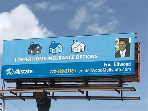 Car Insurance Port Fl by Homeowner Car Insurance Quotes In Port Fl Eric Ellwood Allstate