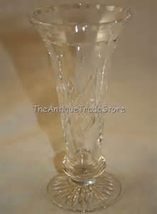 Lenox Crystal Star Vase Antique Vases Uk Vases Sale