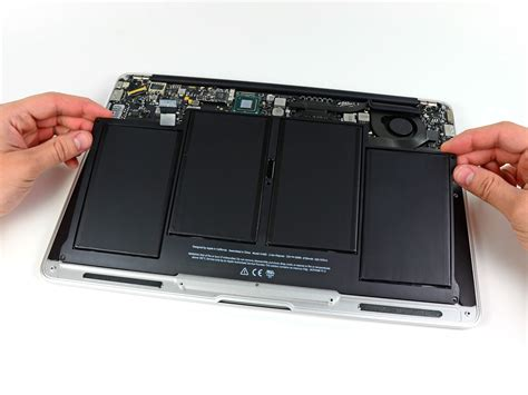 apple battery image gallery macbook air battery size