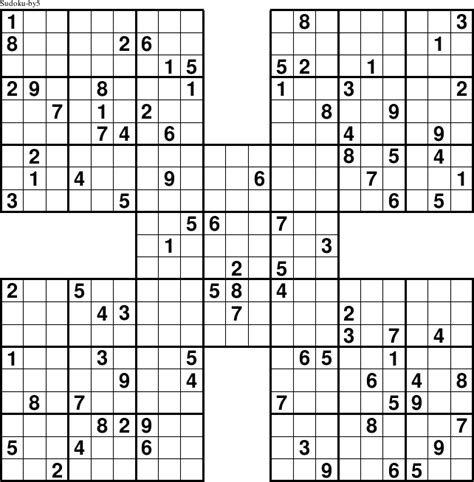free printable variety sudoku naming new puzzle types