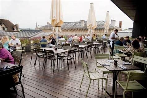 The Ashmolean Dining Room by Ashmolean Rooftop European Restaurant Oxford Oxfordshire