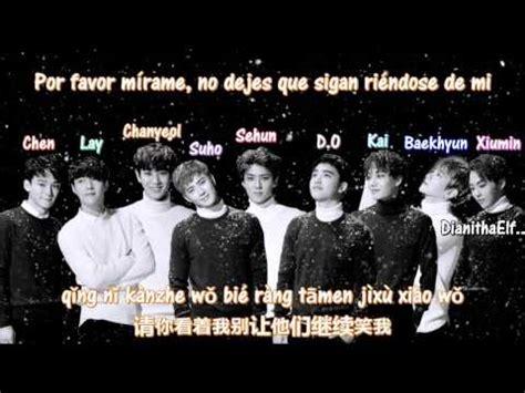 exo unfair lyrics english 4 1 mb unfair exo chinese versiion stafaband