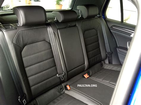 Mk7 Golf R Interior by Volkswagen Golf R Mk7 Now On Sale From Rm247k Image 252431